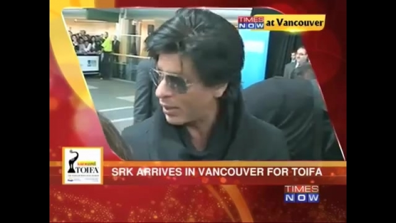 Stars in Vancouver for TOIFA 2013