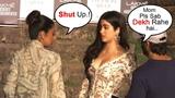 Sridevi SHOUTS At Daughter Jhanvi Kapoor Publicly At Lakme Fashion Week 2018