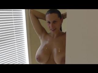В душе порно мама