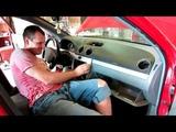 Как снять торпедо  Chevrolet Lacetti (Шевроле Лачетти)