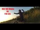 A.D.FILM - PitsterPro BSE 160cc 4 Valve/Irbis TTR 125