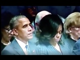 I guess I know what was in the envelopes at the Bush funeral