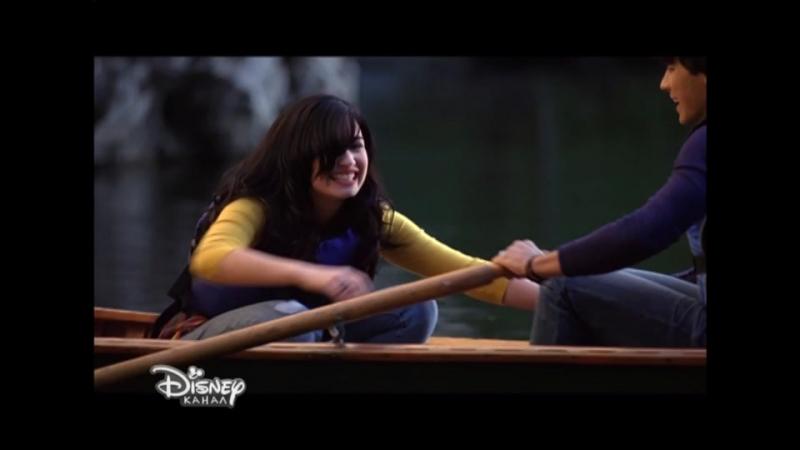 Joe Jonas and Demi Lovato — You're My Favorite Song (Канал Disney)