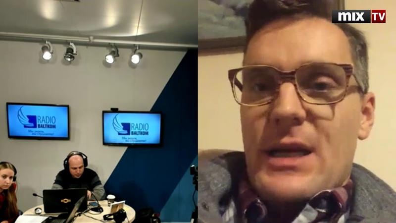 Якуб Корейба: мне не платят за участие в российских ток-шоу MIXTV