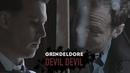 Grindelwald x Dumbledore Devil Devil