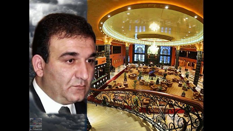 Экс глава таможни Армении решил передать государству свой отель Голден палас