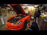 ИЛЬДАР АВТО-ПОДБОР Dodge Viper. Оживление спорткара. Часть 2.