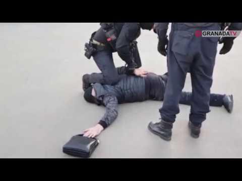 Силовики задержали подозреваемого в вымогательстве