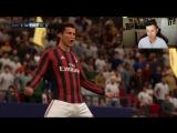 [creative7play] ФИНАЛ ЛИГИ ЧЕМПИОНОВ !!! КОНЕЦ КАРЬЕРЫ ⚽ КАРЬЕРА MILAN ⚽ FIFA 18 [#26]