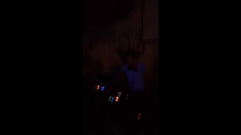 DJ Anton Mayday Gora bar