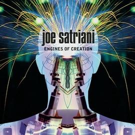 Joe Satriani альбом Engines of Creation