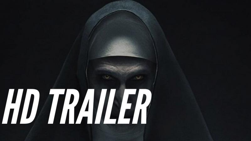 Проклятие монахини (2018) HD 1080-Дублированный трейлер