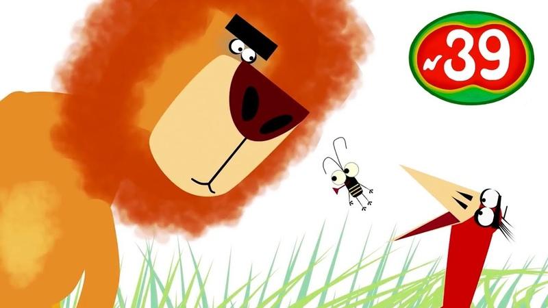 Весёлая карусель 39 Выпуск Мультфильмы для детей от Союзмультфильм