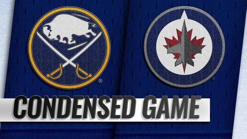 11/16/18 Condensed Game: Sabres @ Jets