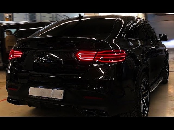 NEW 2019 - Mercedes AMG GLE 63S Coupe Brabus 850 6.0L Sport SUV - Exterior and Interior 2160p 4K