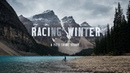 Racing Winter. A Yeti Tribe Story.