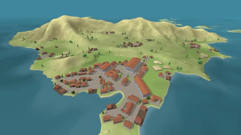 Acropolis: The Archaic Age (Trailer)