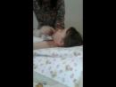 Постановка звука Р во время логопедического массажа