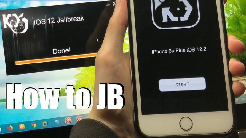 IOS 12.2 - 12.1.4 12.1.3 - 12.1.2 Jailbreak with Cydia Updated! [Keen JB]