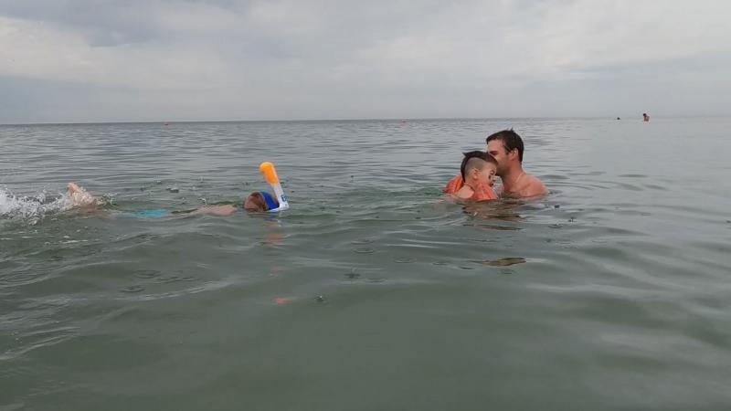 Чёрное море, Заозёрное-Евпатория,