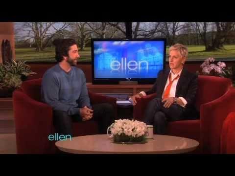 Ellen Helps David Schwimmer Tweet!