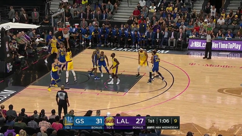 Golden State – L.A. Lakers_11-10-18_nba