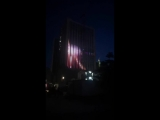 led linear light for media facade,building facade lighting, outdoor lighting,led rgb light april@airidyled.com