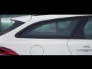 Jaguar XF Sportbrake 2018 _ Class Leading Exterior Design