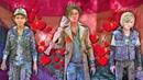КЛЕМЕНТИНА x ЛУИС и ВАЙОЛЕТ | Романтические отношения во 2 эпизоде 4 сезона The Walking Dead