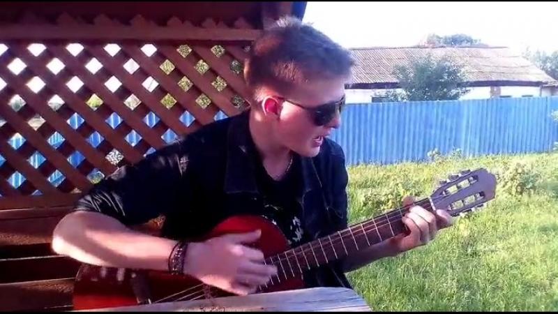 Lumen Гореть  На гитаре