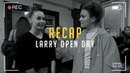 Larry open day 11.11 | Recap @etazhlarry