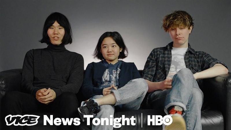 Superorganism Tells Us About Their Trippy New Single | Verse, Chorus, Bridge (HBO)