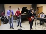 Used to Be My Girl (The Last Shadow Puppets cover). Музыкальный салон НГУ, 27.05.2018