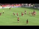 Лига 2 Линкольн Сити 4-1 Суиндон Таун 2-й тур