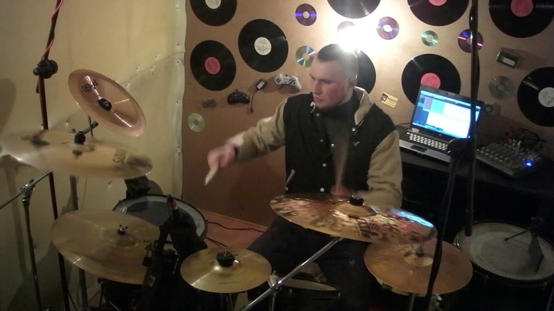 The Greatest - Sia Drum Cover Old Park