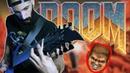 Just a regular DOOM: E1M1 ''At Doom's Gate'' cover
