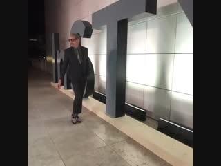 Jeff goldblum celebrating his 66th birthday