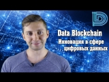 ICO DataBlockChain Интеграция Блокчейн и Big Data