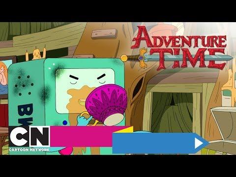 Время приключений | Еще пять приключариков Вверх по дереву (серия целиком) | Cartoon Network HD