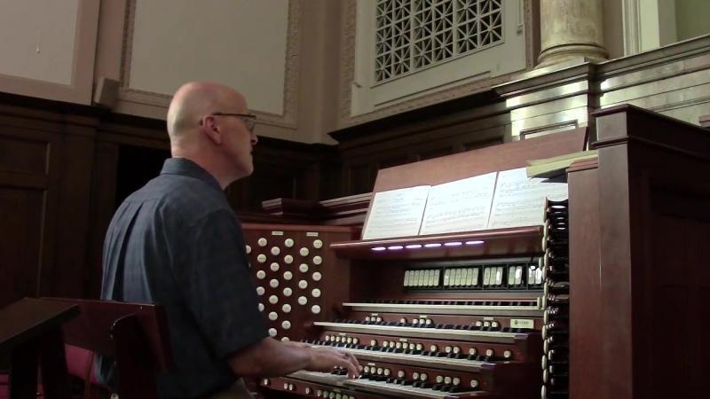 608 J. S. Bach - In dulci jubilo (Orgelbüchlein No. 10), BWV 608 - Mark Pace
