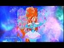 Winx Club 8 Bloom Tecna Flora Musa Starlix Transformation Fan Animation mp4