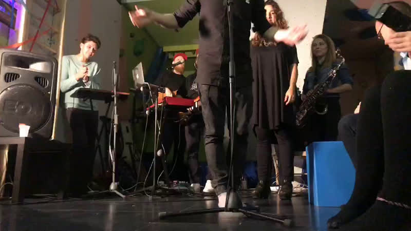 Sofar Sounds Yekaterinburg 18 The Uncle Dance