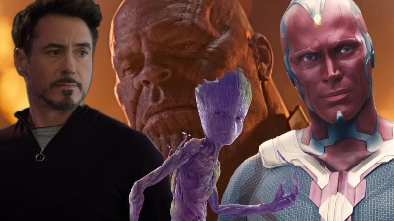 События фильма «Мстители: Война бесконечности» не отменят!