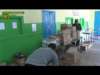Жителям оккупированного ВСУ Золотого-4 доставили гуманитарную помощь от НМ ЛНР.