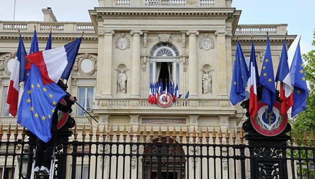 МИД Франции обрушился с обвинениями на Россию