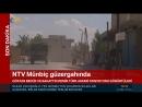 NTV, Türk konvoyunu görüntüledi