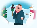 Family Guy - Peter Sings Christmas songs
