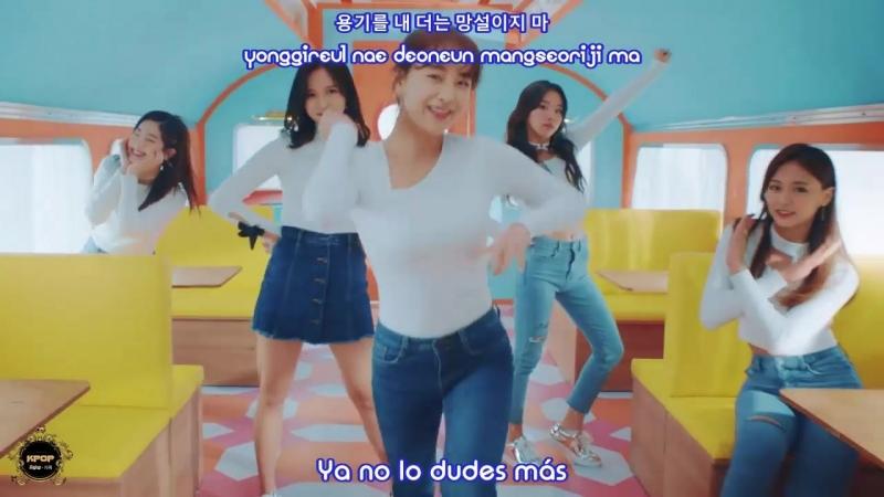 Twice - Heart Shake - (Sub Español | Hangul | Roma)