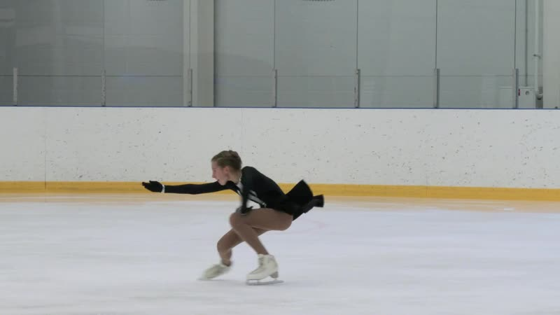 Анастасия Каравайцева ЦФКСиЗ ВО II спортивный КП