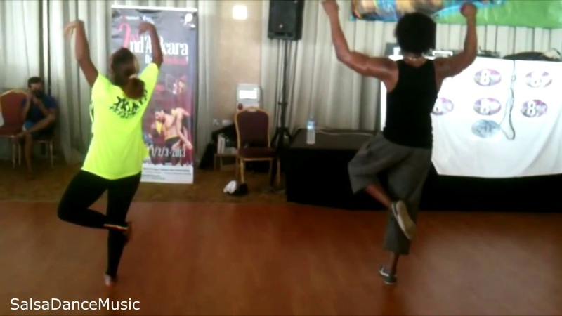 Terry Footwork Music Cality Workshop 2018